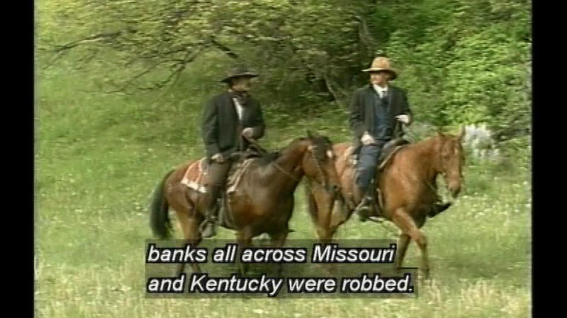 Still image from Legends of the American West: Part One