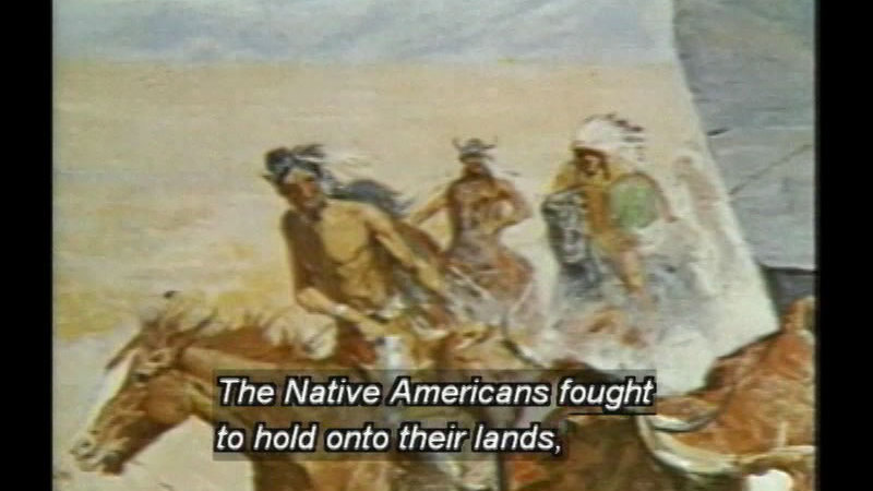 Still image from Legends of the American West: Part Two