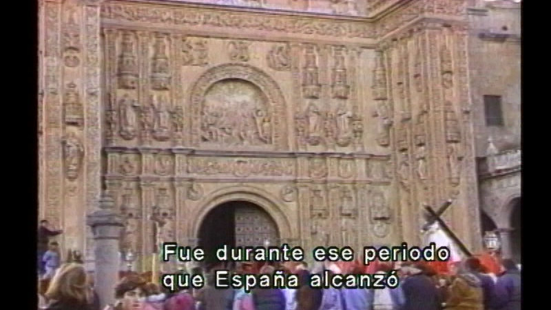 Still image from: Salamanca . . . The Heart of Spain's Golden Age (Spanish)