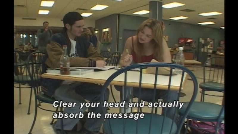 Still image from: It's Not What You Say: Mastering Basic Communication