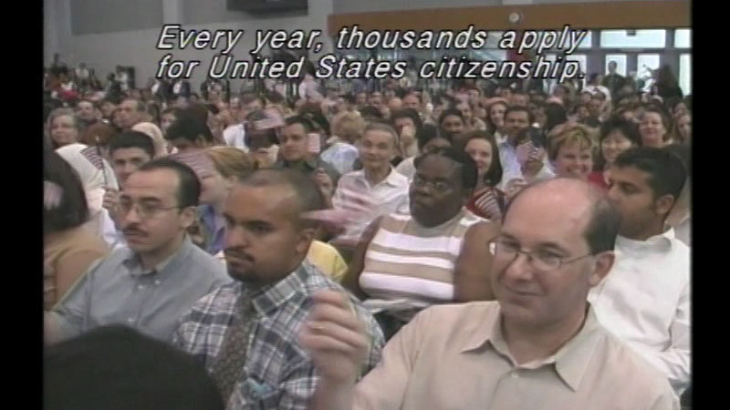 Still image from: We are Citizens