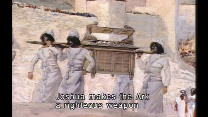 Still image from The Ark Of The Hebrew Covenant