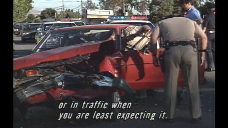 Still image from: Streets Of Danger & The Road To Safety