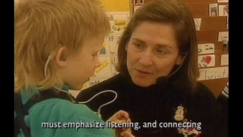 Still image from: Teaching The Kids With High-Tech Ears