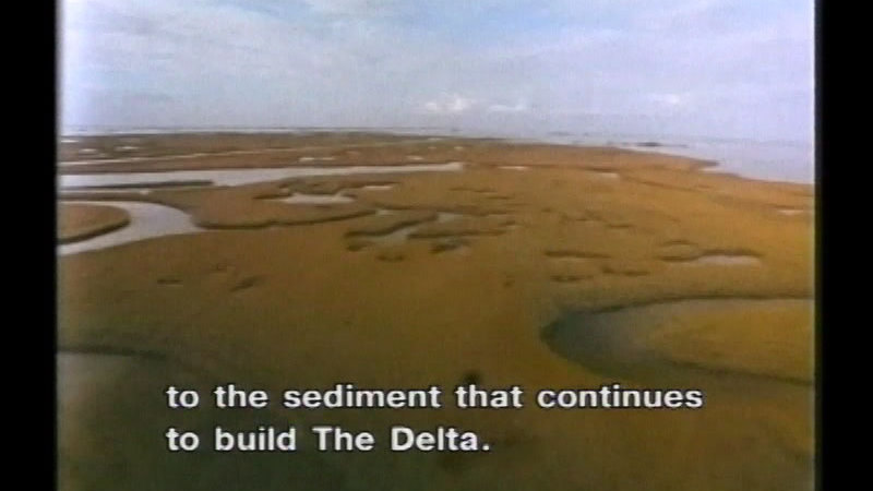 Still image from: The Lower Mississippi River