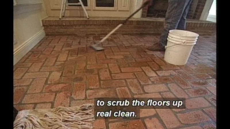 Still image from Flooring