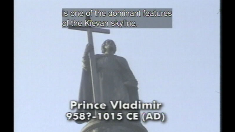 Still image from: Ukraine