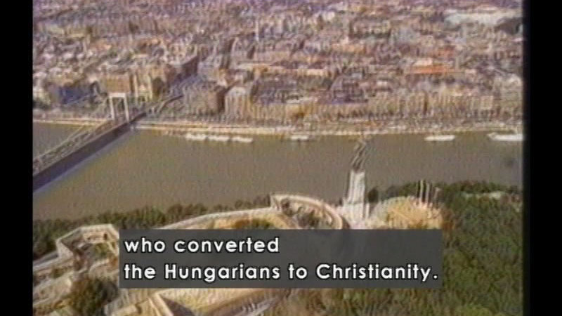 Still image from Hungary