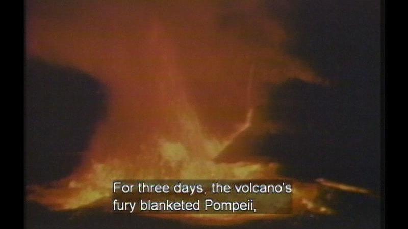 Still image from: Pompeii