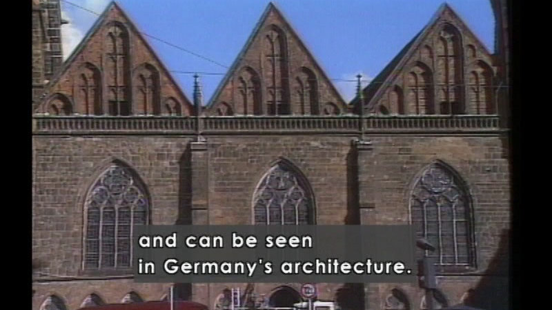 Still image from: Beyond Our Borders: Germany