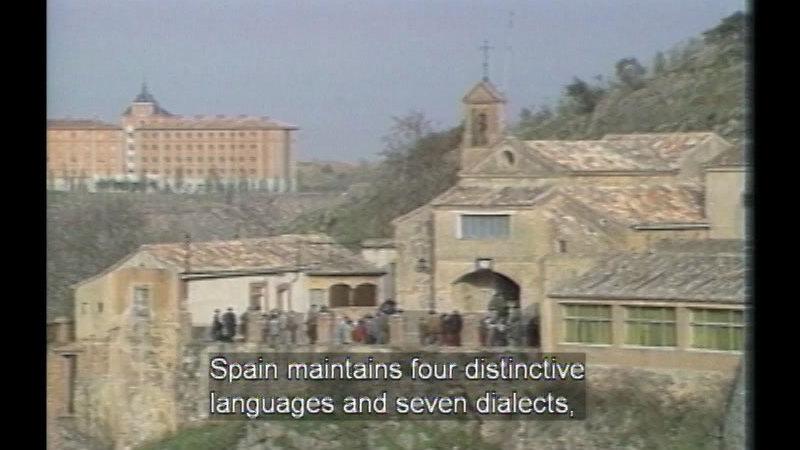 Still image from: Spain