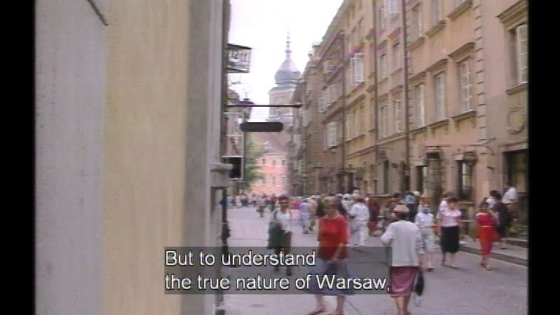 Still image from Poland