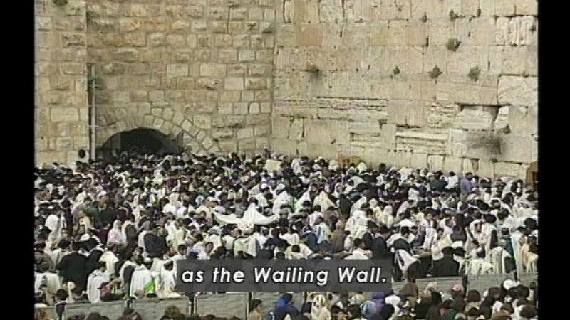 Still image from Israel