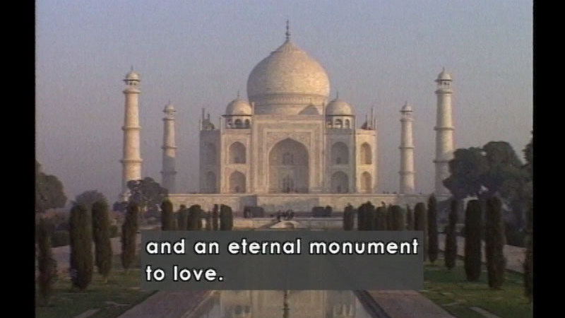 Still image from: India: The North