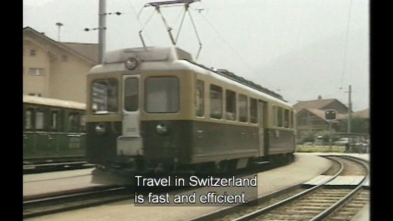 Still image from: Switzerland