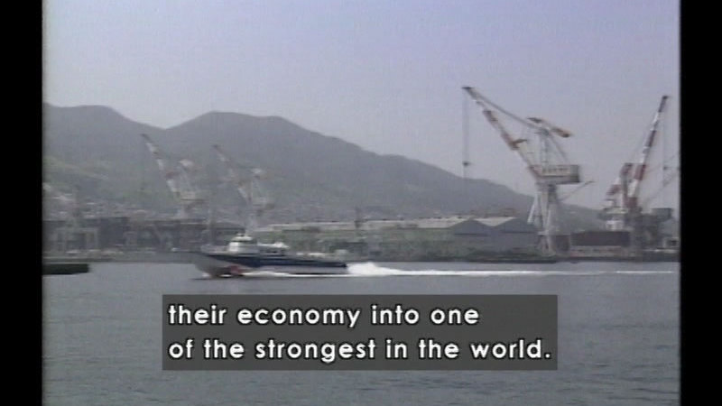 Still image from Beyond Our Borders: Japan