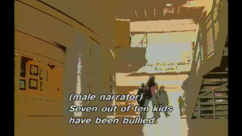 Still image from: Bullying:  What Every Adult Needs To Know