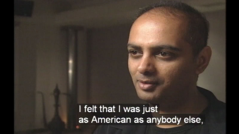 Still image from 9/11 Backlash: Being Muslim In America