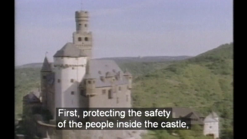 Still image from: Times Medieval