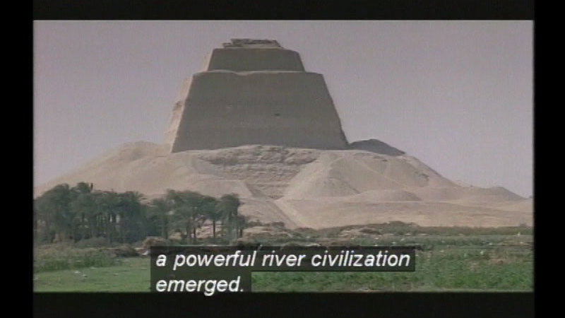 Still image from Empires Of Early Africa
