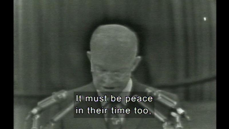 Still image from Truman, Eisenhower, &  Kennedy