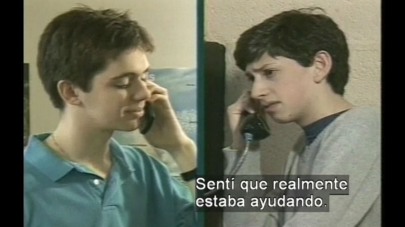 Still image from: Straight Talk About Self-Confidence (Spanish)