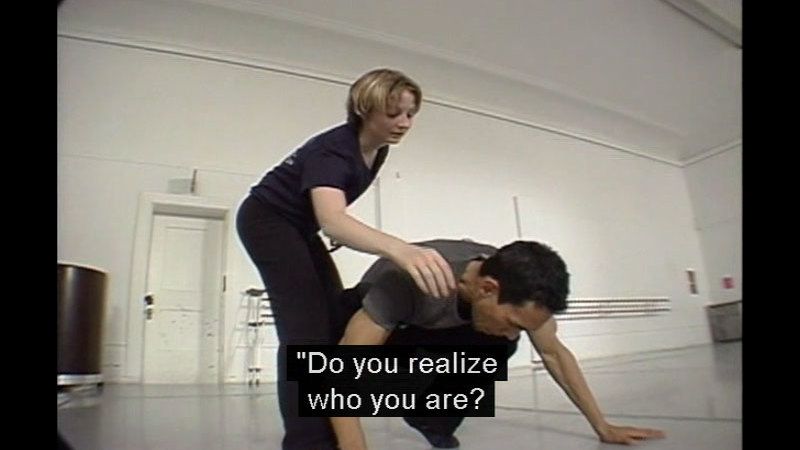 Still image from: Phoenix Dance