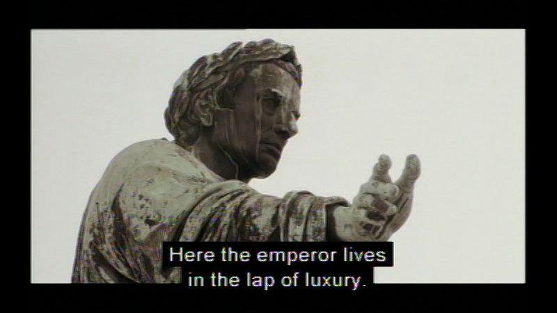 Still image from: Life Under Napoleon: Part I