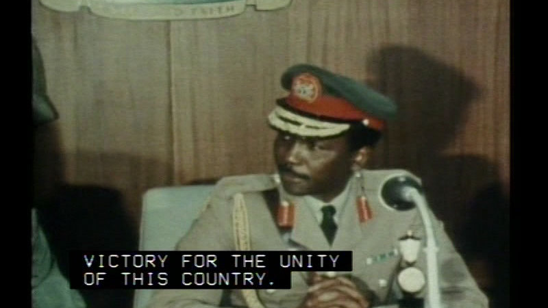 Still image from The Africans: A Triple Legacy--New Conflicts