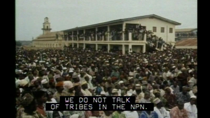 Still image from The Africans: A Triple Legacy--In Search Of Stability