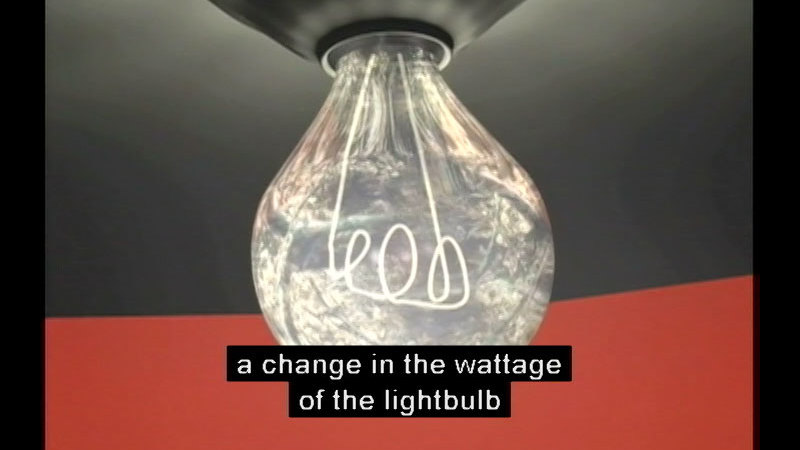 Still image from Power & Efficiency