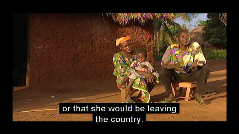 Still image from Growing Up In Africa