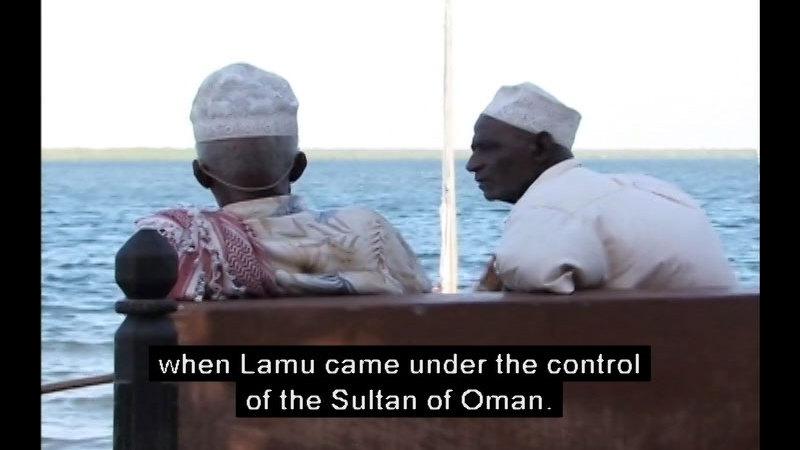 Still image from: Edge Of Islam