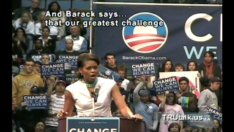 Still image from: Barack Obama: The Power Of Change