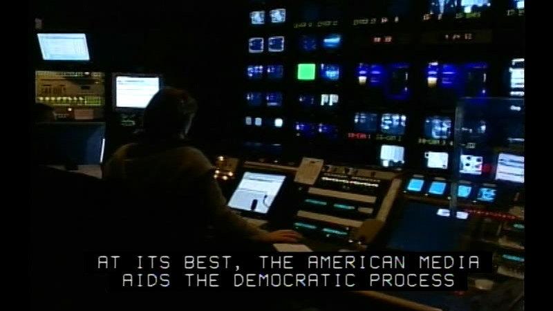 Still image from Understanding Media: The Inside Story