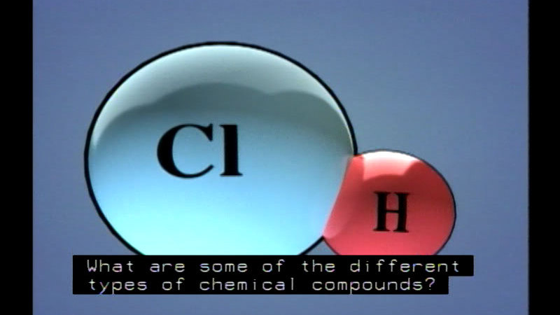 Still image from Compounds In Chemistry
