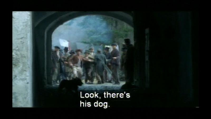 Still image from Oliver Twist (Part 3)