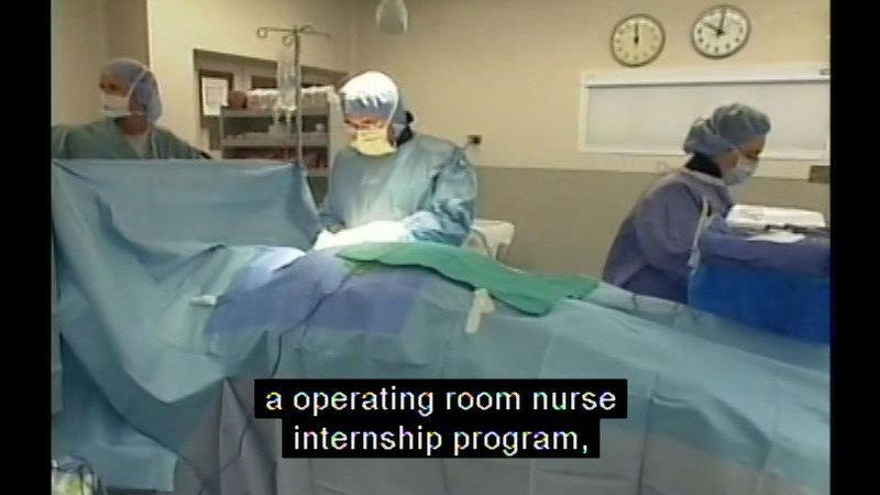 Still image from Real Life 101: Nursing
