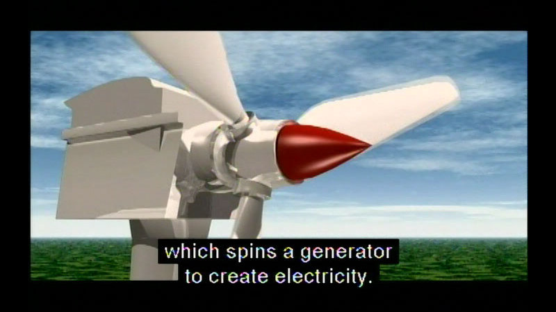 Still image from Eco=Kids Explore: Wind Power