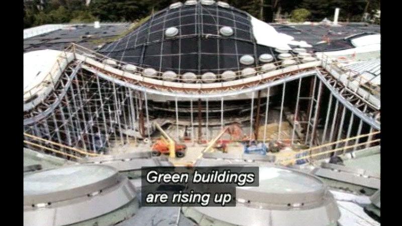 Still image from Building Green