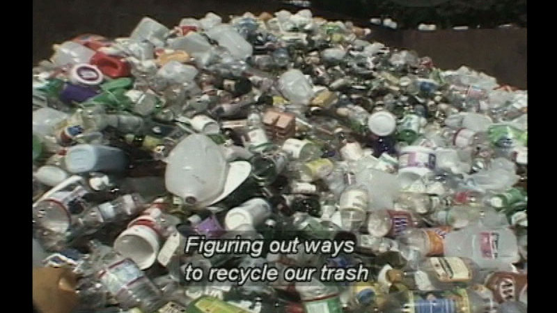 Still image from Recycling