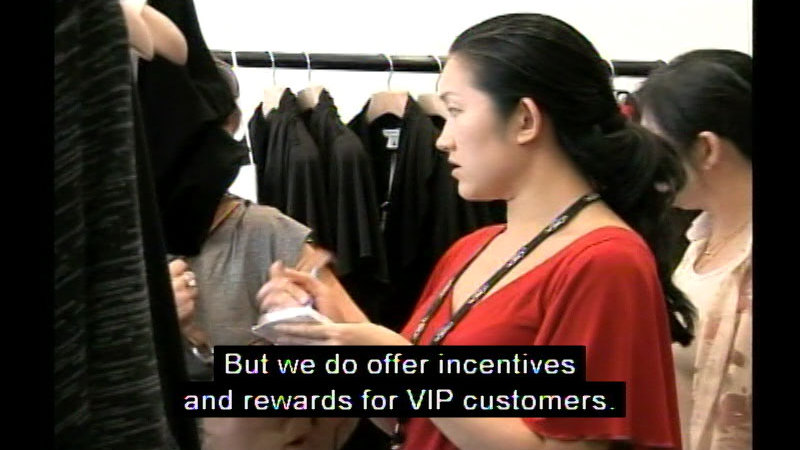 Still image from The 4 P's: Marketing Strategies