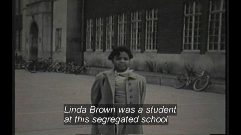 Still image from Supreme Court Decisions That Changed The Nation: Brown Vs. Board Of Education