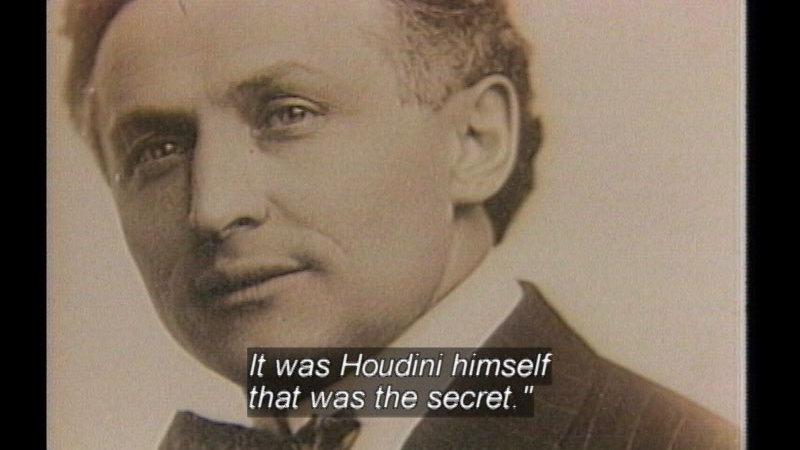Still image from: Houdini!