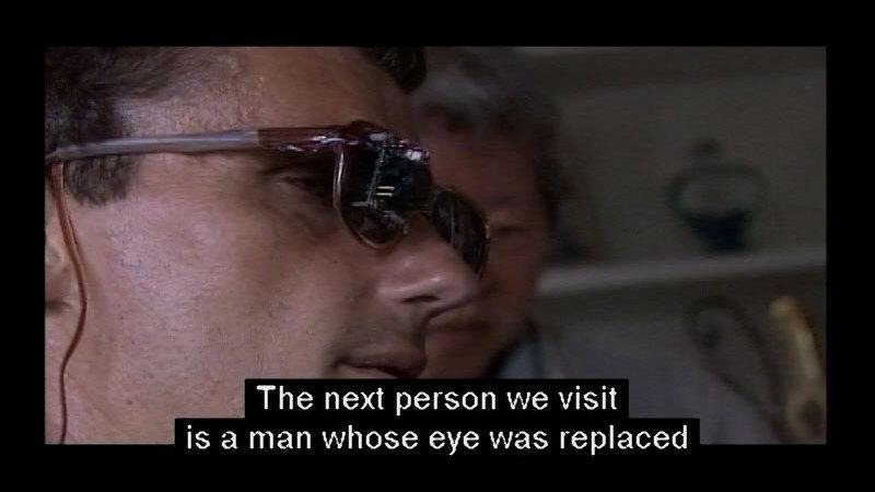Still image from The Cyborg Revolution