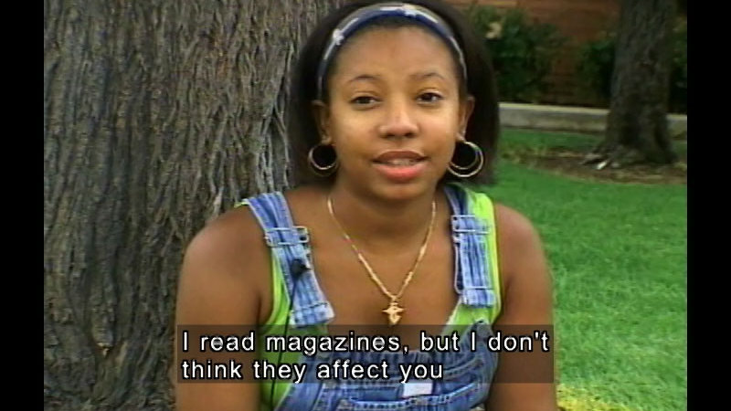 Still image from: Real Life Teens: Teens And The Media