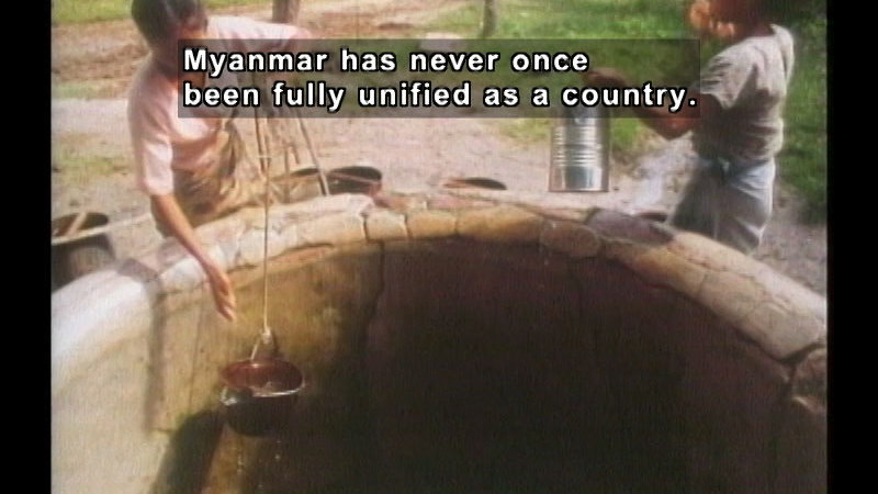 Still image from Beyond Our Borders: Myanmar (Burma)