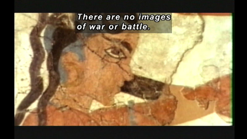 Still image from: Minoans: Public Peace And Ritual Violence