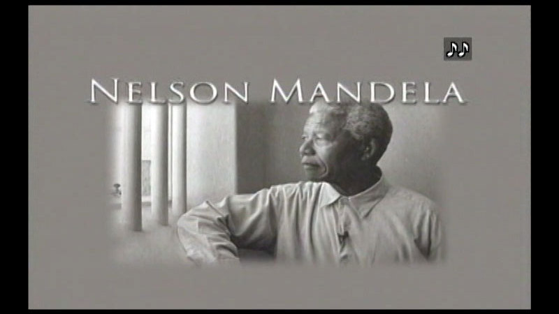 Still image from Great Hearts Of Courage Series: Nelson Mandela