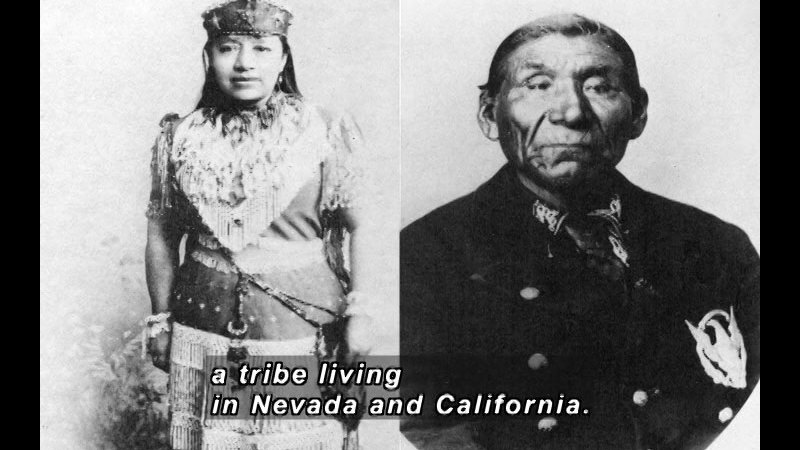 Still image from: A History Of American Indian Achievement: The Emergence Of The American Indian Hero